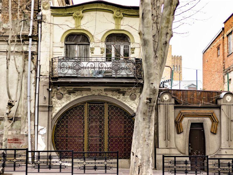 Тбилиси, какой он есть - экскурсия в Тбилиси