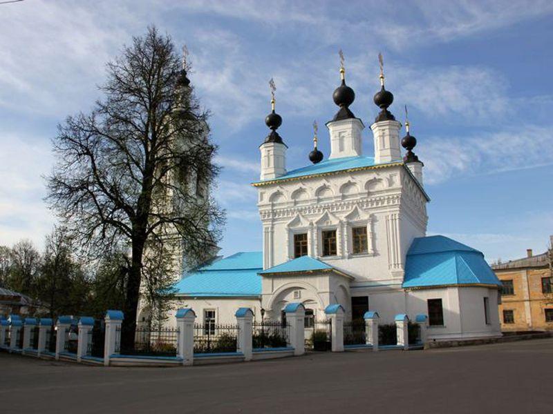 Удивительные храмы Калуги - экскурсия в Калуге