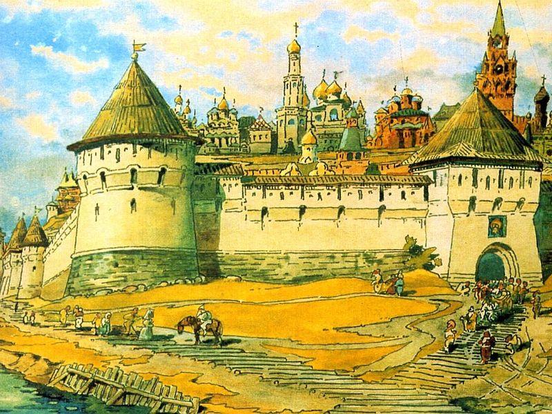 Тайны Китай-города - экскурсия в Москве