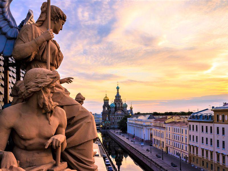 Петербург в лицах, характерах и судьбах - экскурсия в Санкт-Петербурге