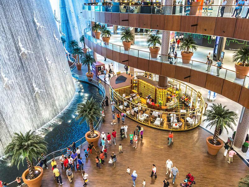 Дубай— город рекордов - экскурсия в Дубае