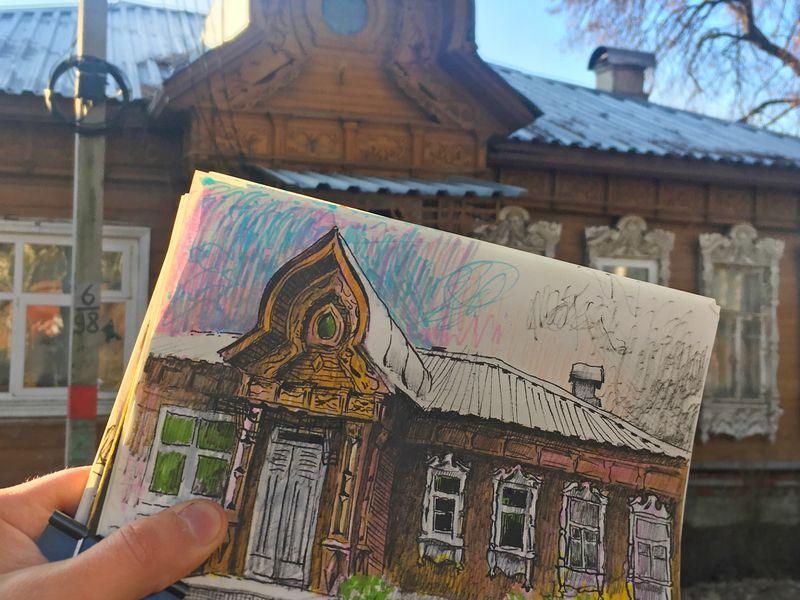 Сергиев Посад: парадные, художники, мастерские и коврижки - экскурсия в Сергиевом Посаде