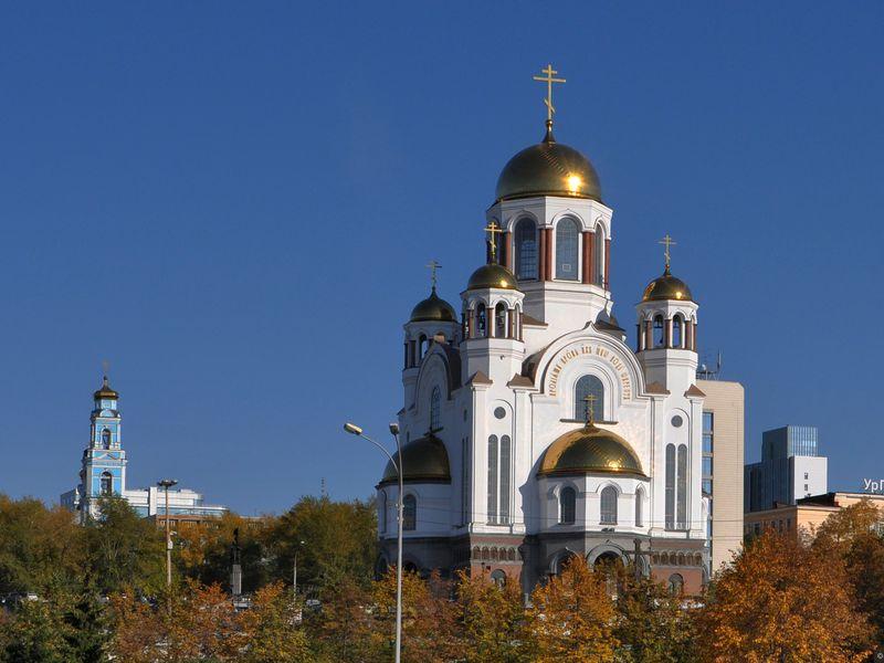 Последние дни Романовых: авто-экскурсия - экскурсия в Екатеринбурге