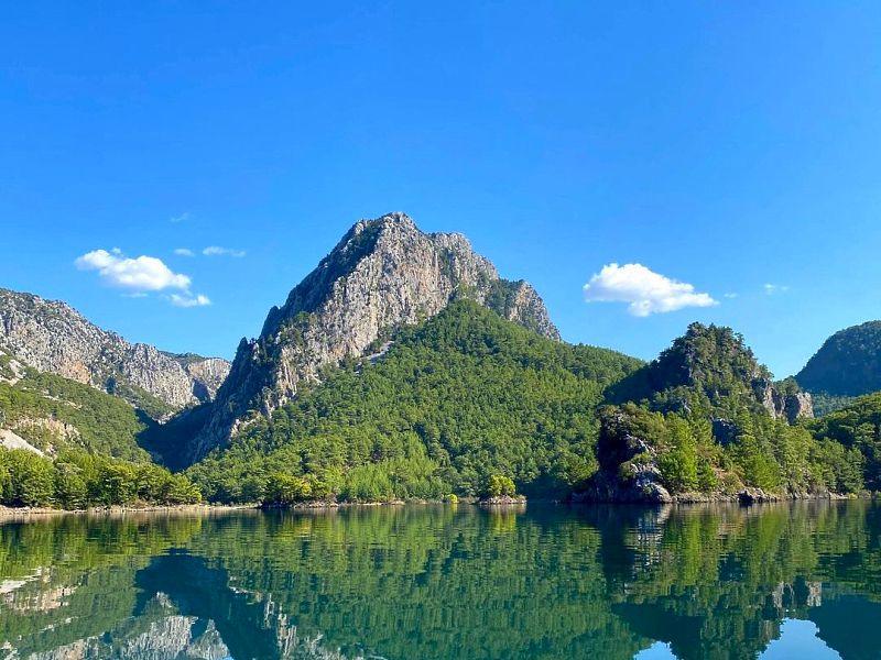 Малахитовое царство: поГрин каньону из Анталии - экскурсия в Анталии