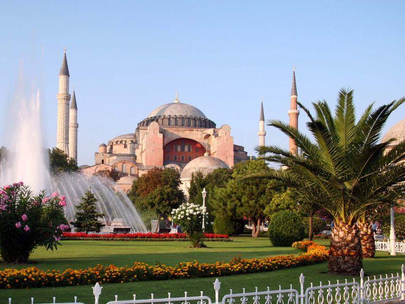 Стамбул на стыке ислама и христианства - экскурсия в Стамбуле