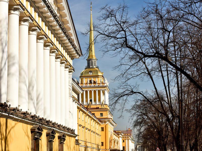 Обзорная экскурсия по Петербургу на автомобиле - экскурсия в Санкт-Петербурге