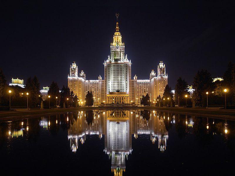 Свидание свечерней Москвой - экскурсия в Москве