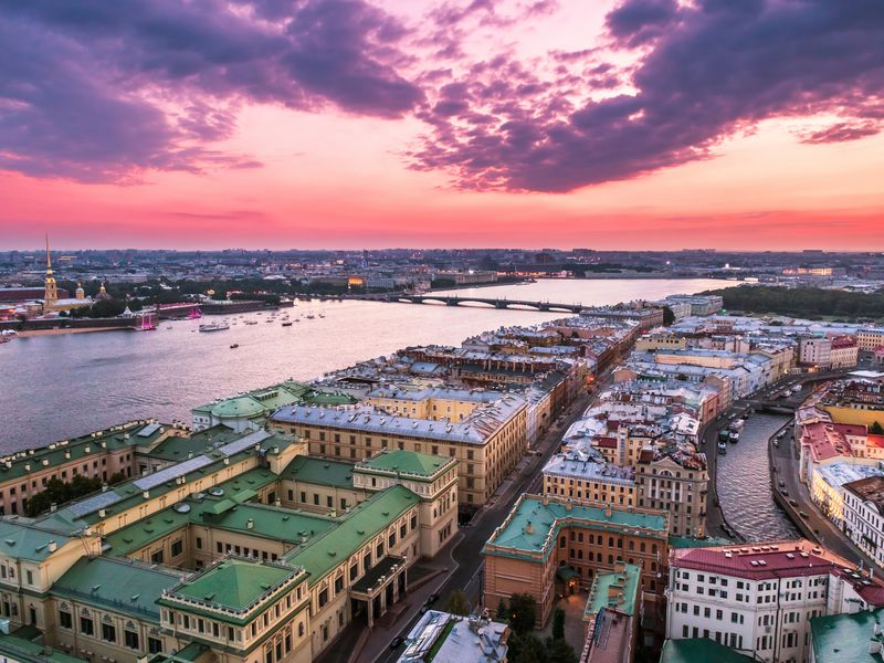 Литературные тропы Васильевского острова - экскурсия в Санкт-Петербурге
