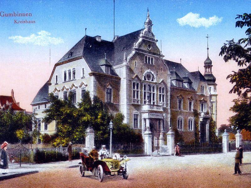 Гусев-Гумбиннен: неизведанный уголок Прибалтики - экскурсия в Калининграде