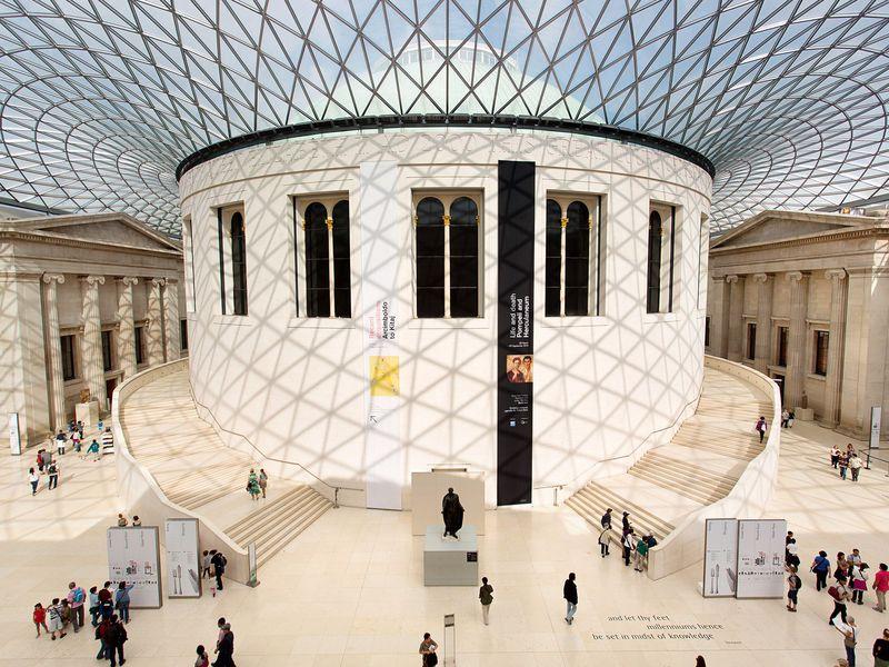 Британский музей: сокровища мировых цивилизаций - экскурсия в Лондоне