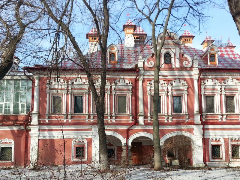 Огородная Слобода и Чистые пруды - экскурсия в Москве