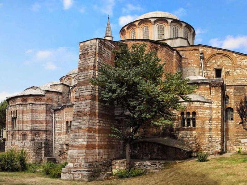 Византийские храмы Стамбула - экскурсия в Стамбуле