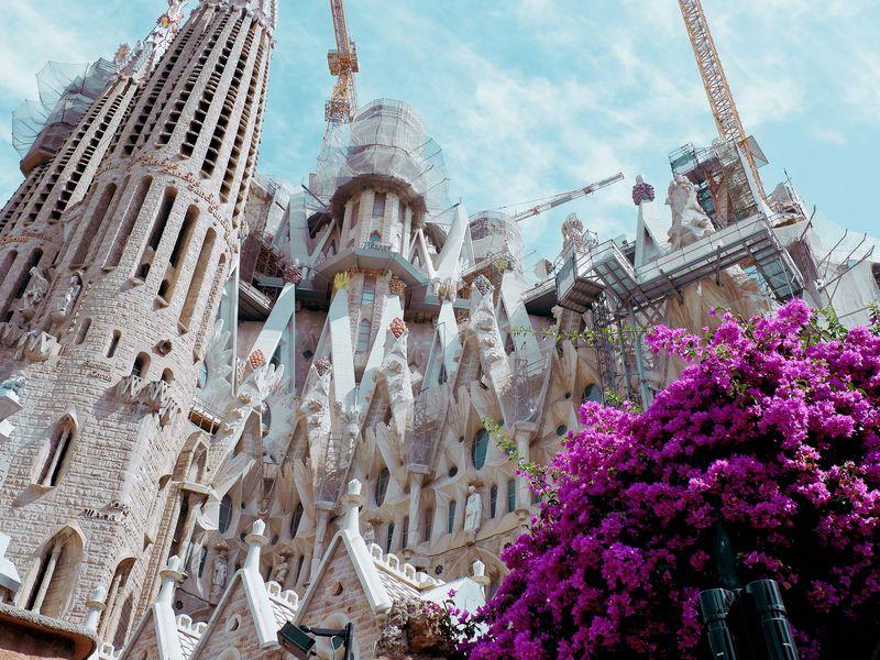 Посамым интересным местам Барселоны - экскурсия в Барселоне