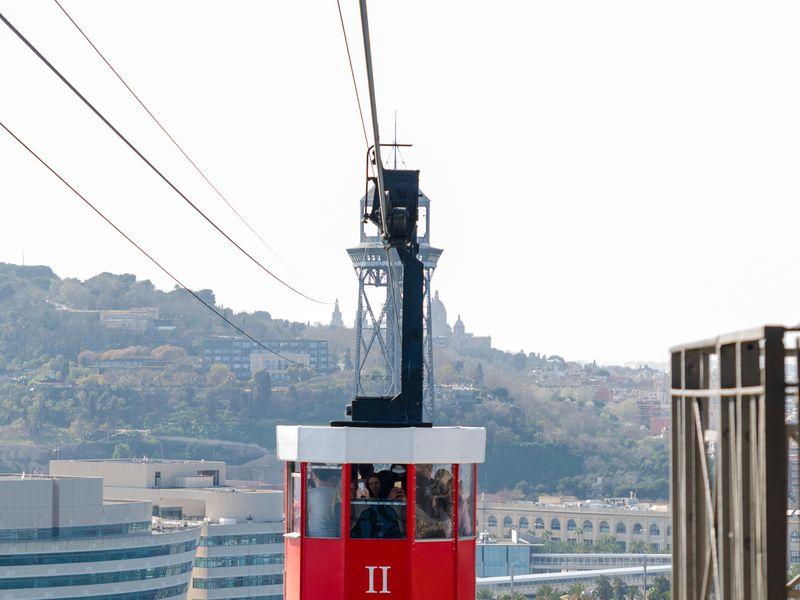 День на горе Монтжуик - экскурсия в Барселоне