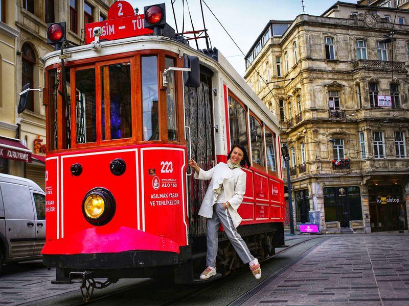 Фотопрогулка «Тайны Истикляля» - экскурсия в Стамбуле