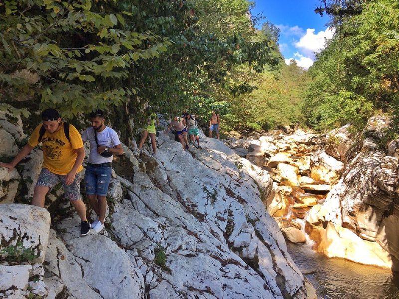 Треккинг по-сочински: каньоны, джунгли ипещера - экскурсия в Сочи