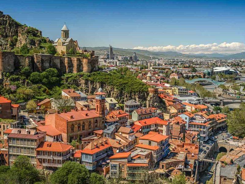 Тбилиси — любовь с первого взгляда - экскурсия в Тбилиси