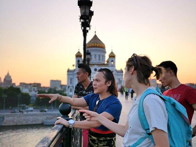 Привет, Москва! Нескучная прогулка систориком архитектуры - экскурсия в Москве