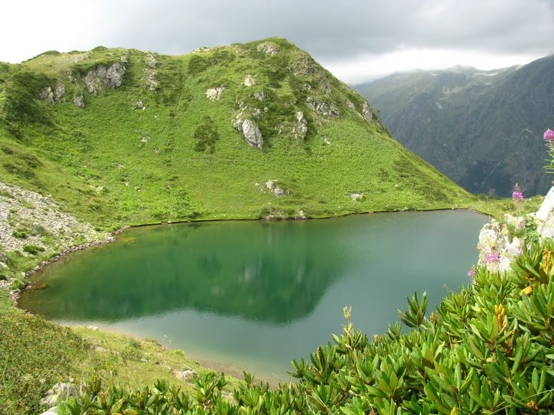 Долина семи озёр и альпийские луга Абхазии - экскурсия в Сухуме
