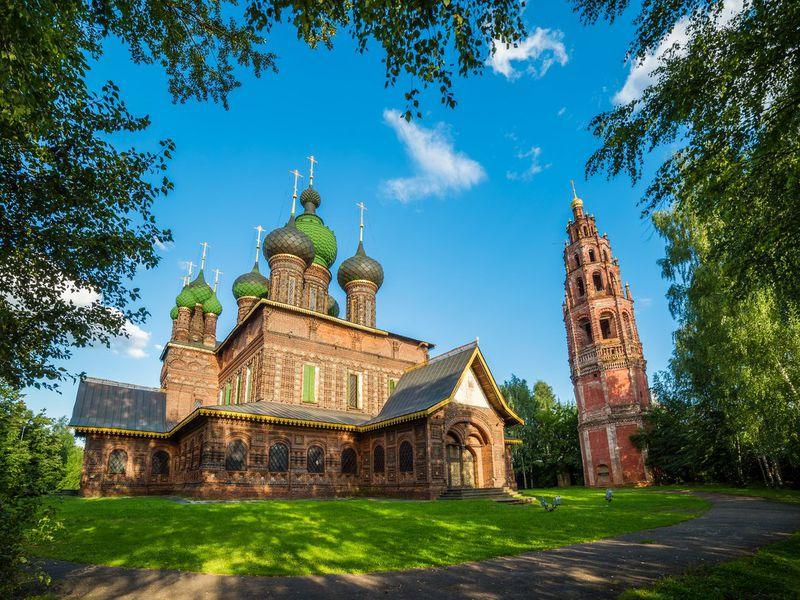 Ярославль — любовь с первого взгляда - экскурсия в Ярославле