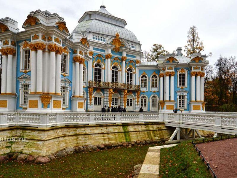 Неизвестное Царское Село - экскурсия в Санкт-Петербурге