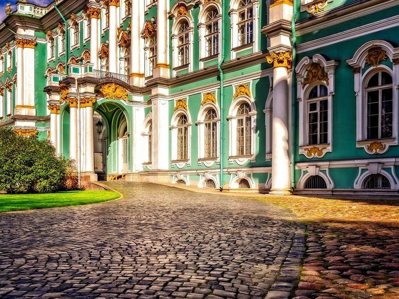 Эрмитаж: экскурсия вмир искусства - экскурсия в Санкт-Петербурге
