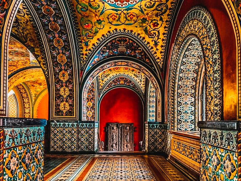 Экскурсия поАкадемии Штиглица: наглядная история искусства - экскурсия в Санкт-Петербурге