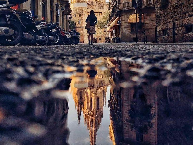 Сказки илегенды Старого города - экскурсия в Барселоне