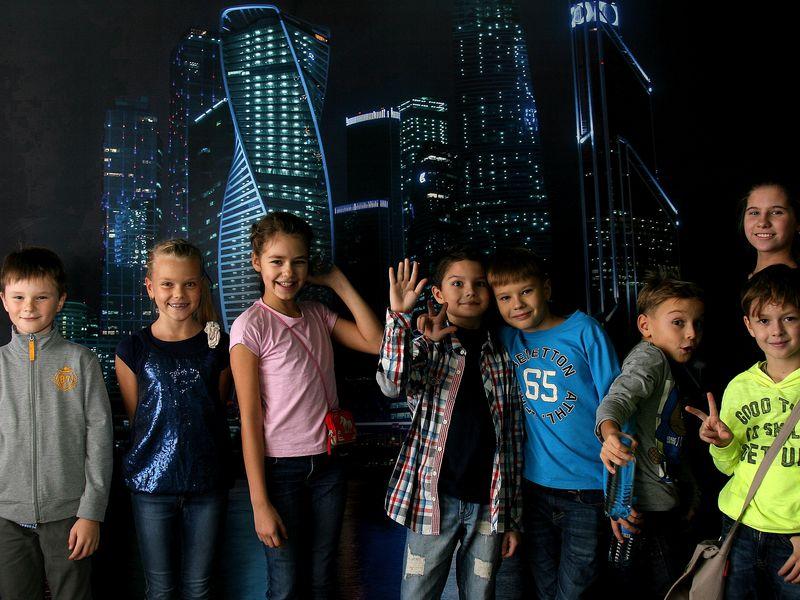 Москва-Сити. Экскурсия-квест для детей от 10 до 18 лет - экскурсия в Москве