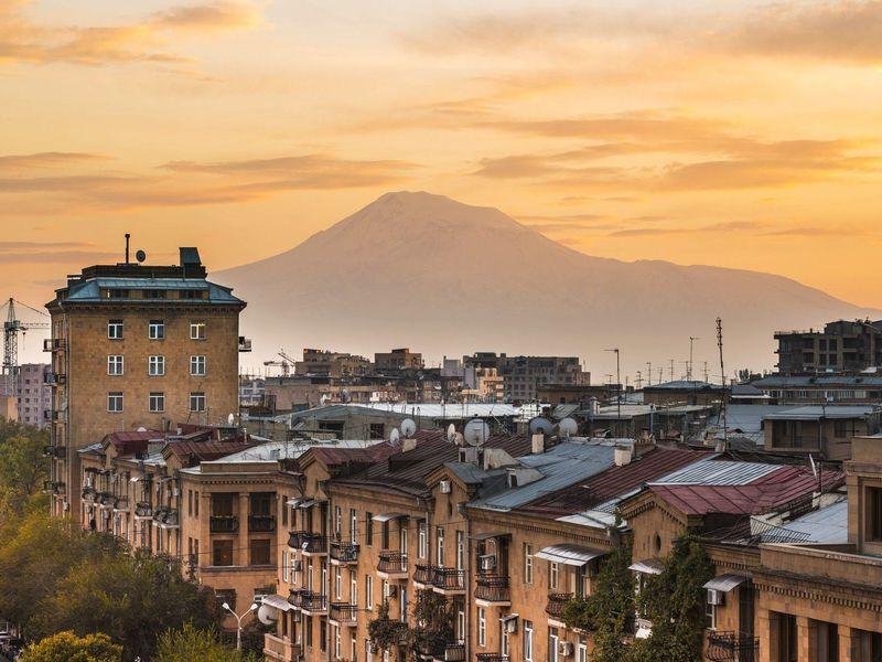 Ереван — первое свидание - экскурсия в Ереване