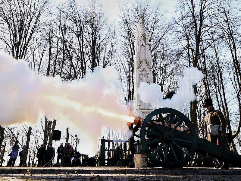 Наполеон в Пруссии: поездка вБагратионовск - экскурсия в Калининграде