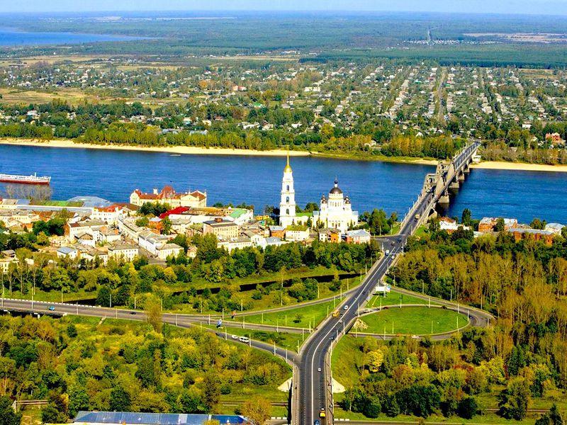 Верхневолжские сокровища: Тутаев и Рыбинск за 1 день! - экскурсия в Ярославле