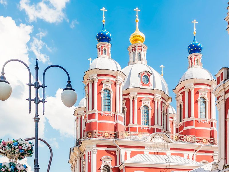 Храмы Замоскворечья: архитектура и история - экскурсия в Москве