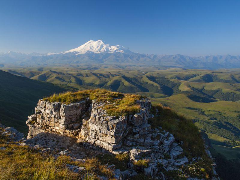 Джип-тур на плато Бермамыт - экскурсия в Нальчике