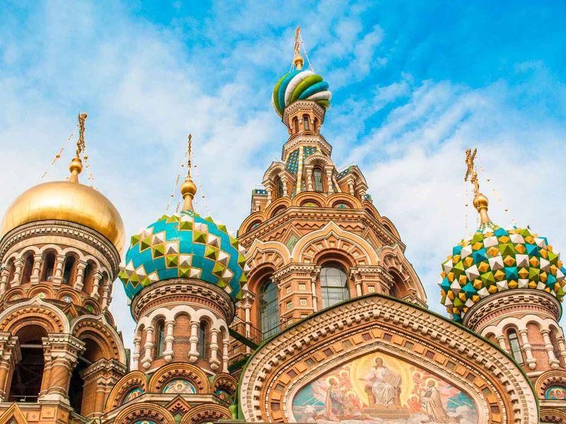 Петербург на комфортном микроавтобусе - экскурсия в Санкт-Петербурге