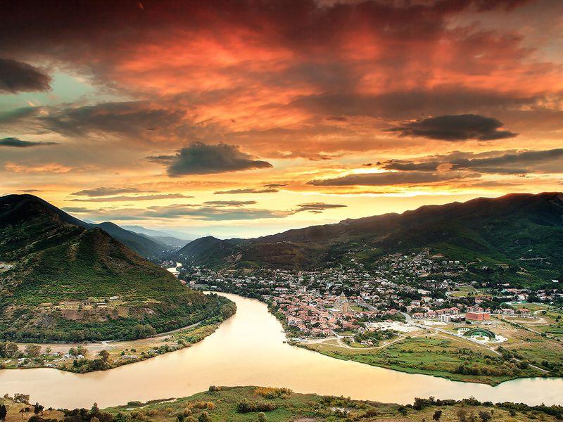 7мгновений Грузии за1день - экскурсия в Тбилиси
