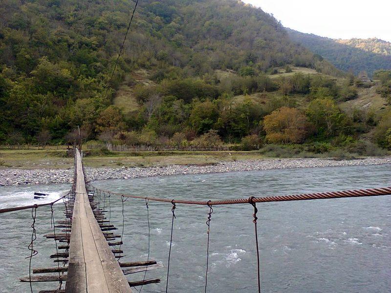 Покинутые села западной Грузии - экскурсия в Кутаиси