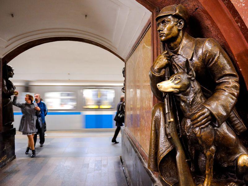Подземное наследие: московское метро - экскурсия в Москве