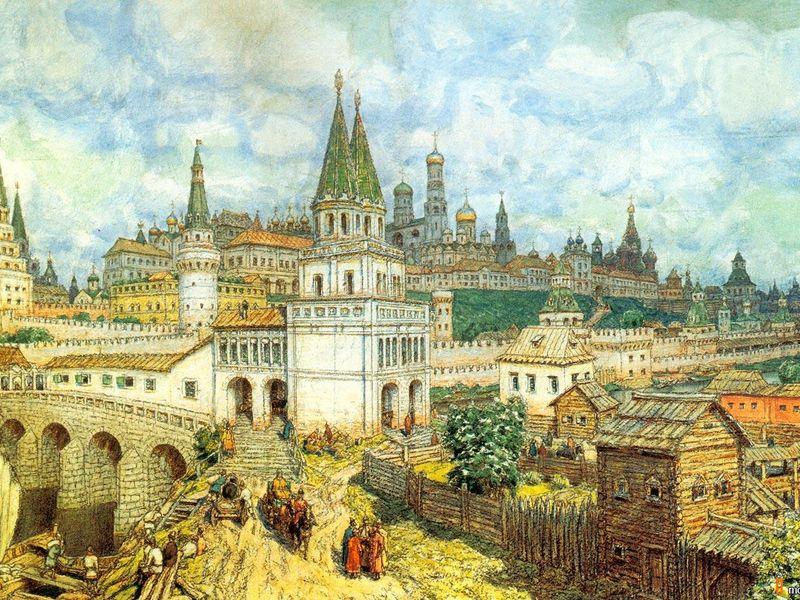 Сокровище Боровицкого холма - экскурсия в Москве