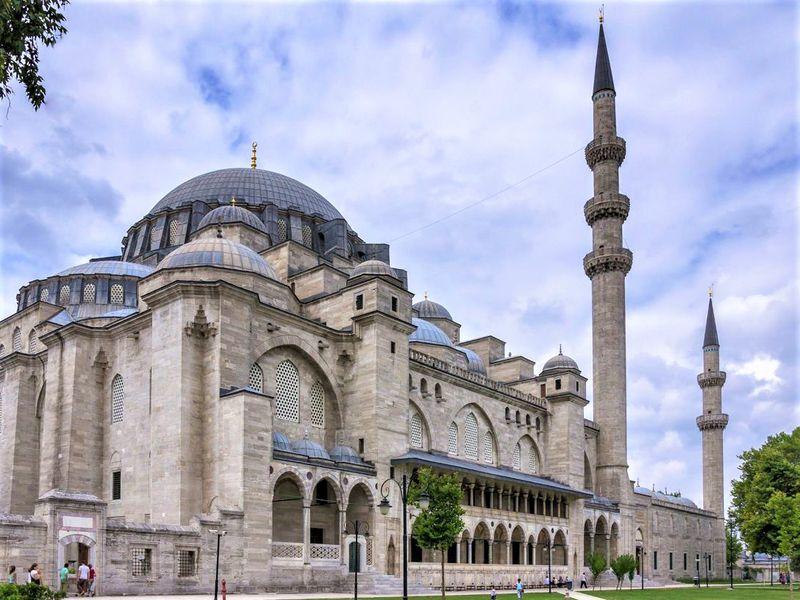 Первая встреча со Стамбулом - экскурсия в Стамбуле