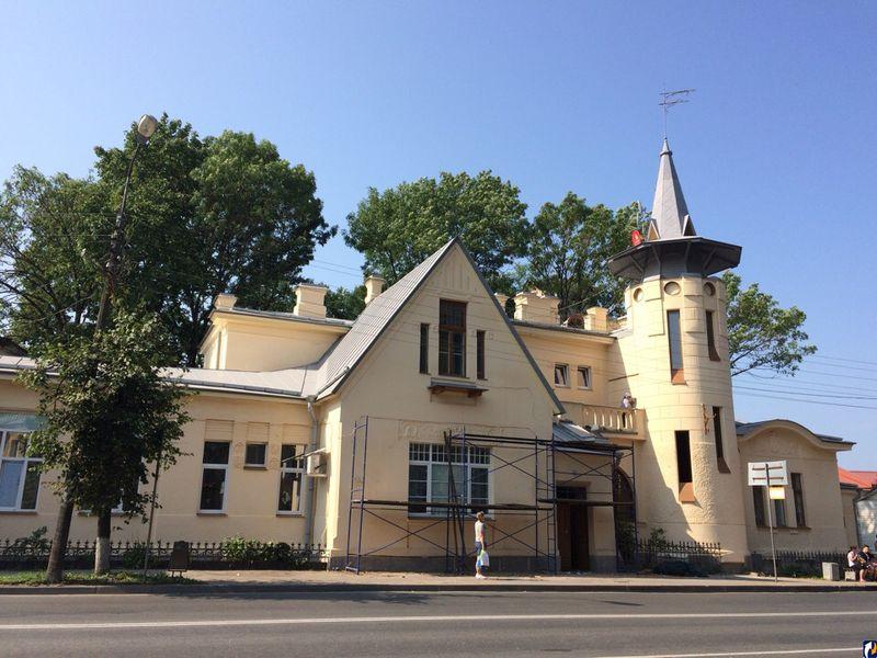 Запсковские сказки - экскурсия в Пскове