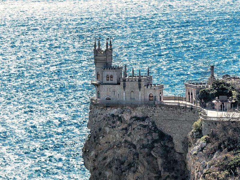 Крым: самое-самое на южном берегу - экскурсия в Алуште
