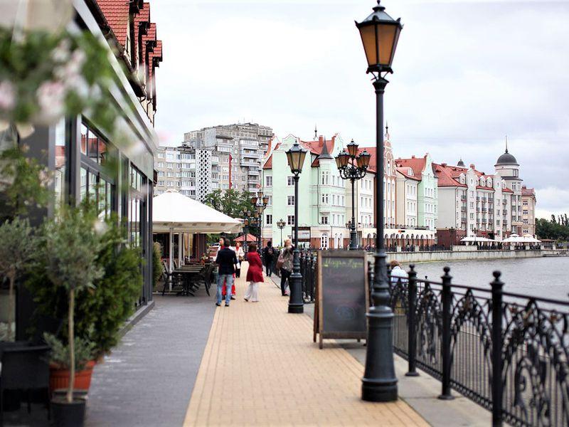 Добро пожаловать в Калининград! - экскурсия в Калининграде