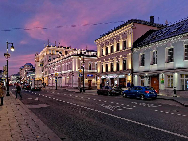 Квартал красных фонарей» Москвы - экскурсия в Москве