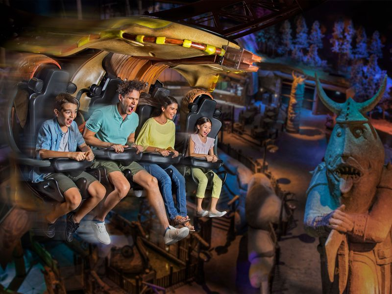 Билеты в парк MotionGate - экскурсия в Дубае