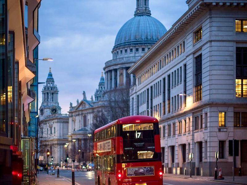 Обзорная прогулка «Секреты старого Лондона» - экскурсия в Лондоне
