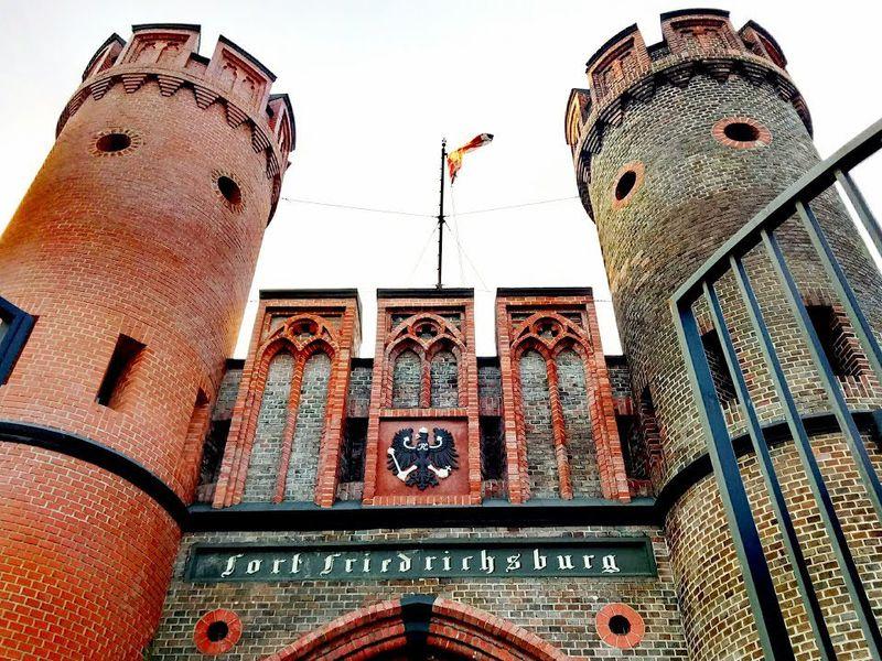 Истории «Королевской горы» - экскурсия в Калининграде