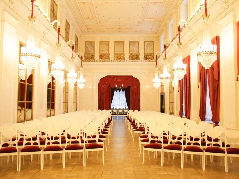 Шереметьевский дворец, или погружение в 18 век - экскурсия в Санкт-Петербурге