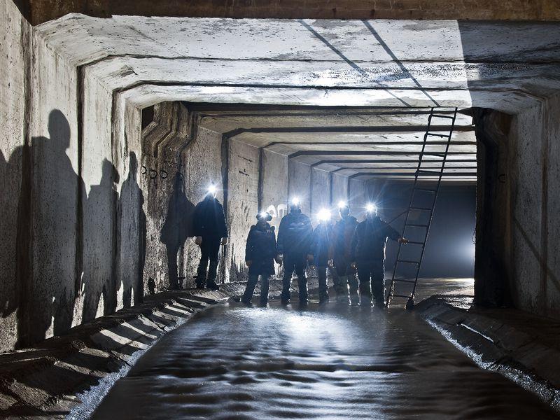 Подземелья Екатеринбурга - экскурсия в Екатеринбурге