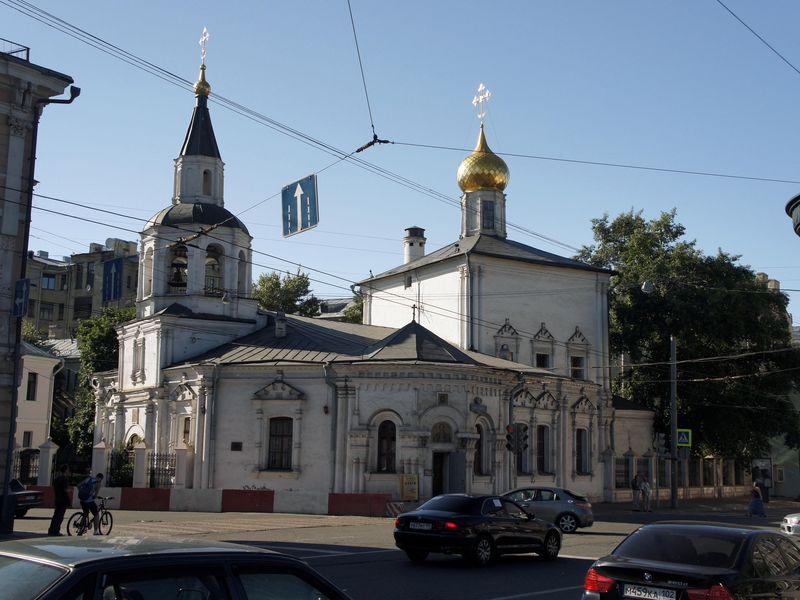 История Москвы от XII до XXI века на примере одной улицы - экскурсия в Москве